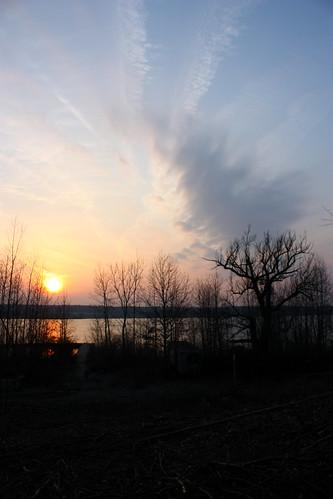 sunset ohio abandoned canon eos pier kiss kitlens medina digitalrebel xsi x2 450d chippewalakepark