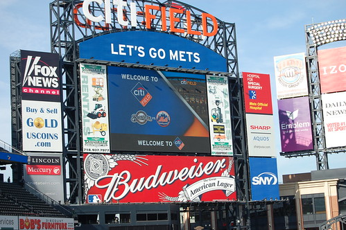 Mets Vs. Milwaukee Brewers 4/17/09 | by Bari D
