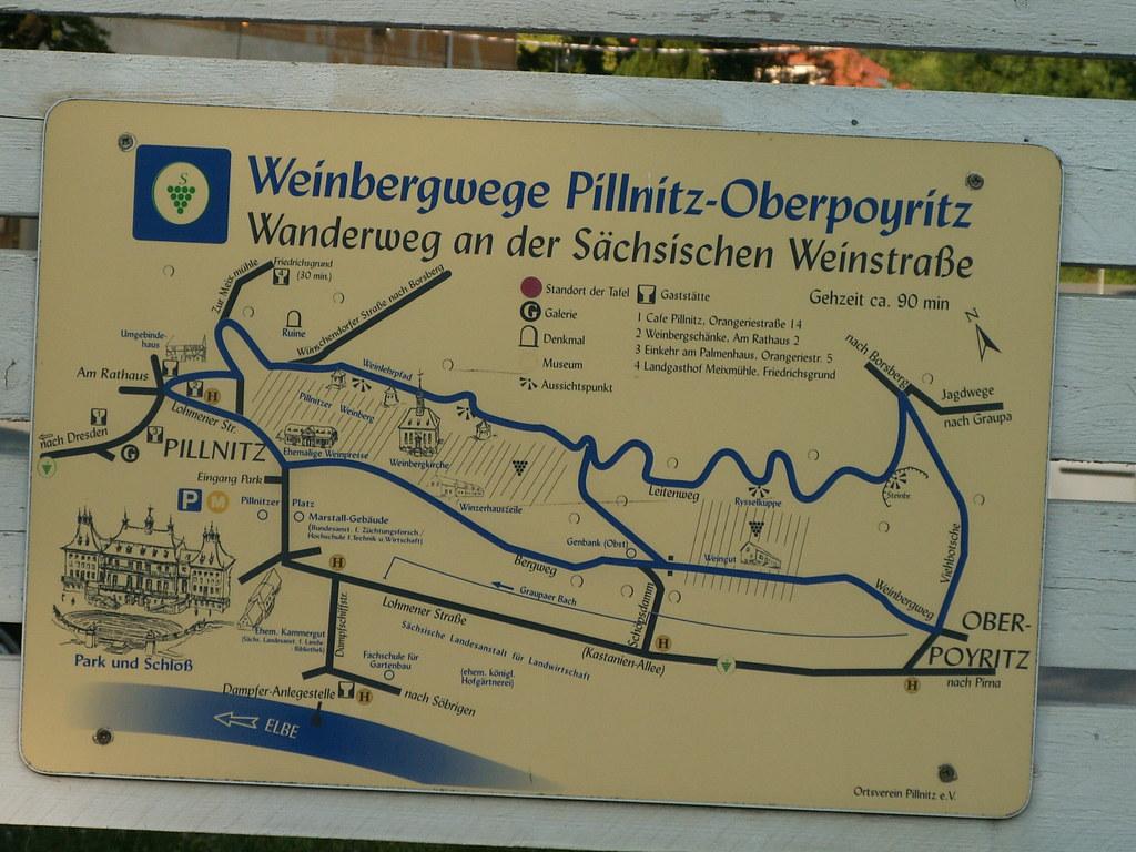 Dresden, wollte auch unsern Augen bieten, was auf euren Bergen blüht, Rosen auf den grünen Hüten, und wohl Rosen im Gemüth. Jetzt da ich erklommen habe eurer Berge Hochgebiet bei Pillnitz 129