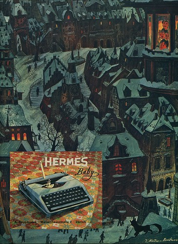Du 1945-12 Weihnachten Hermes Baby | by shordzi