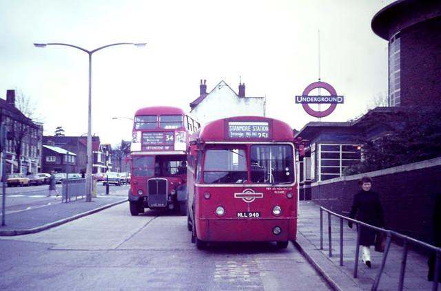 London Transport MLL949