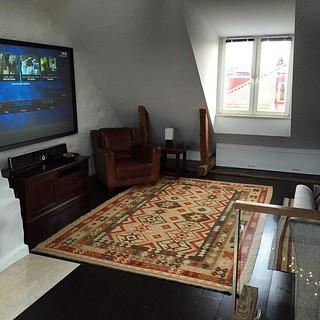 Nya mattan har hittat sin plats | by Granding