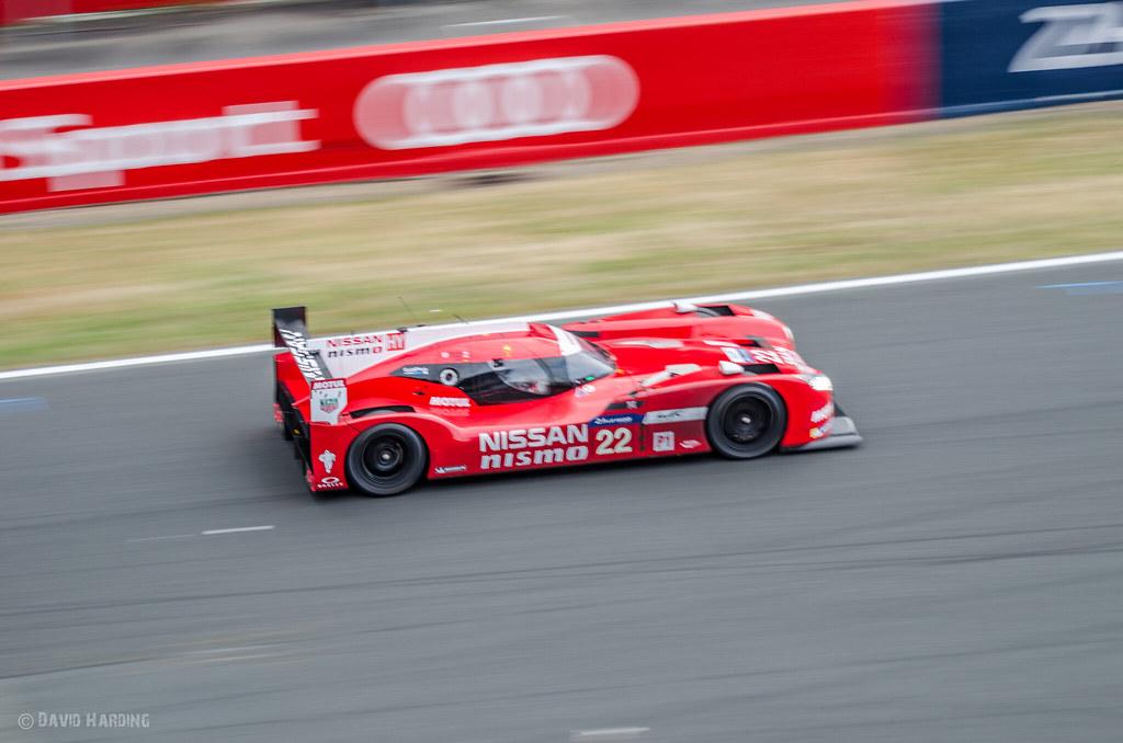 22 Nissan Gt R Lm Nismo Lmp1 Nissan Motorsports Le Mans 2 Flickr