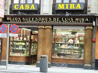 Casa Mira. 1842. Madrid.