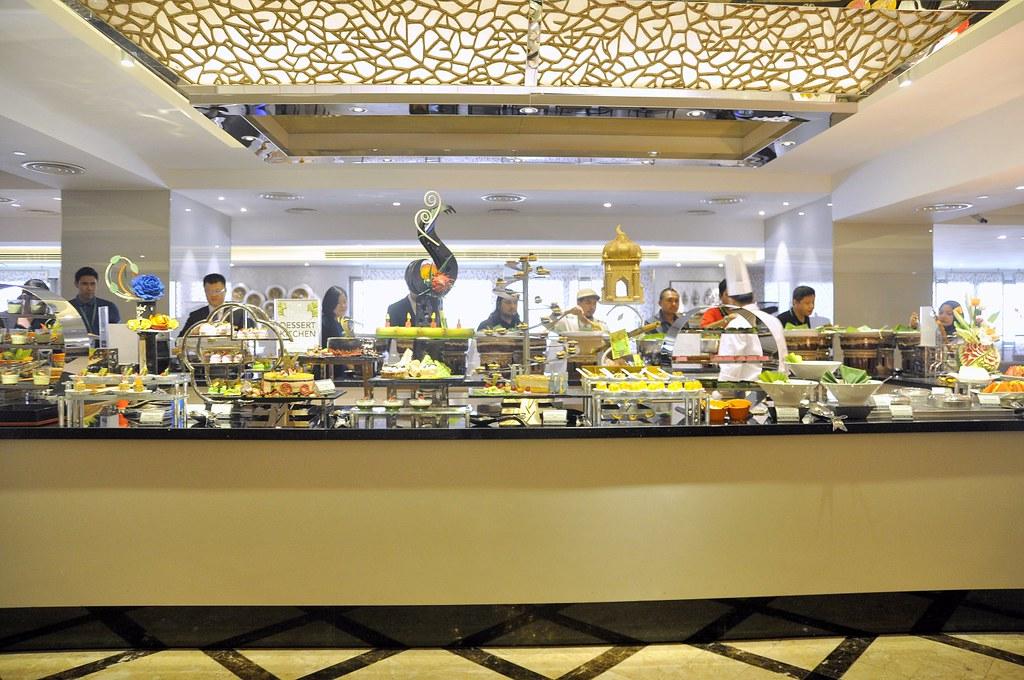 Ramadan 2015 - buka puasa at Sunway Putra Hotel Kuala Lump