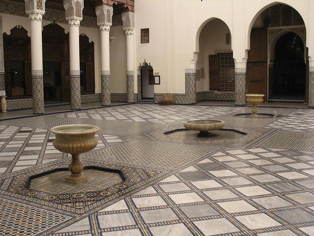 Ancienne cour de Dar Mnebhi