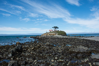 Battery Point Lighthouse - Crescent City, CA | by m01229