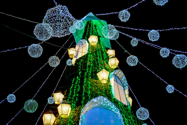 Funza Colombia Christmas Lights