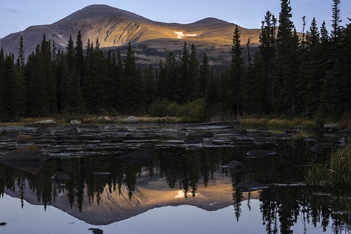 abieslasiocarpa bouldercounty colorado coloradorockies frontrange indianpeaks indianpeakswilderness mountaudubon redrocklake rockymountains southernrockies subalpinefir lake mountains reflection water
