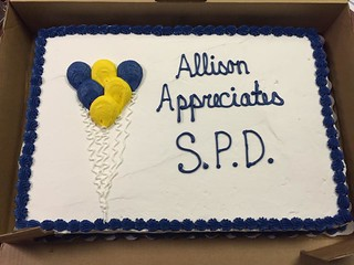 A gift from Allison Transmission | by speedwaycommunitypolicing