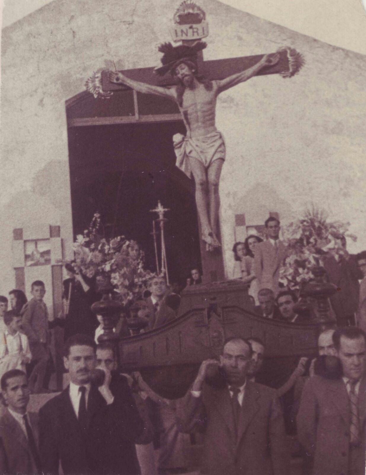 (Año 1955) - ElCristo - Fotografias Historicas - (01)