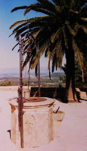 Mallorca - alter Brunnen