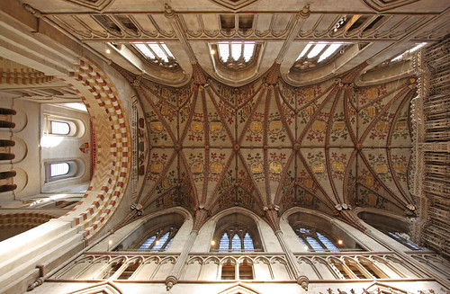 Looking up in the Chancel | by Lawrence OP