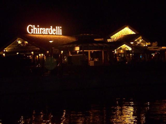Downtown Disney Marketplace - Ghirardelli