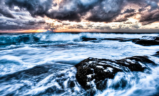 Kurnell HDR Seascape | by alexkess