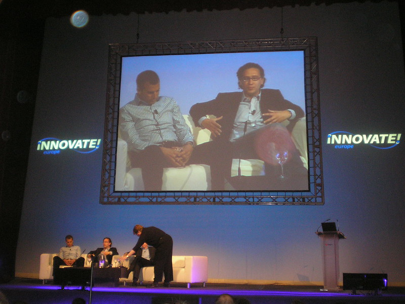 Innovate!: VC roundtable