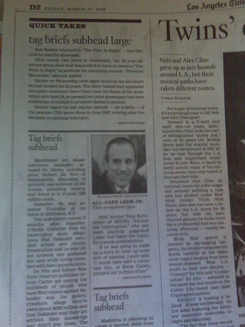 LA Times Epic QA/proofing FAIL! Isn't there a pre-flight check for dummy text?!