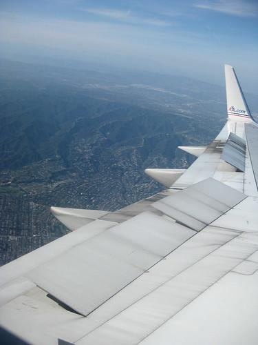Flying: Landing in LA | by eliduke