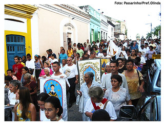 Procissão de São Salvador do Mundo