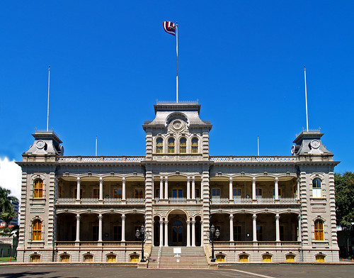Iolani Palace | by PHOTOGRAPHRdotNET