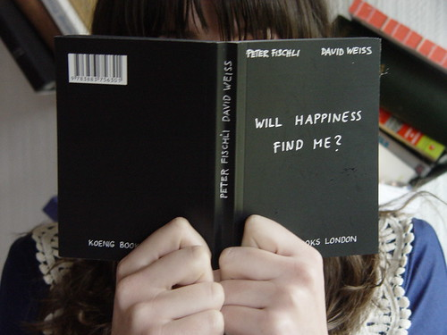Will Happiness Find Me? | by Redjotter
