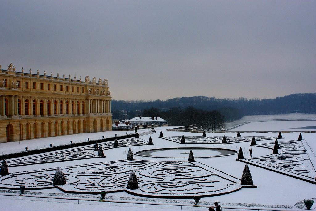 Versailles Winter Garden   Versailles Gardens   Paul