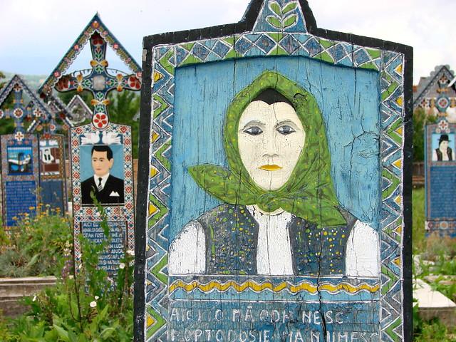 Merry Cemetery - Sapanta - Romania 02