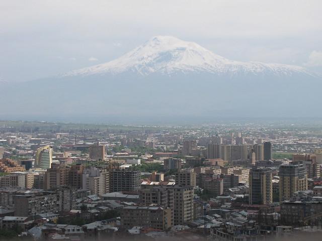 Mount Ararat &  Yerevan , Armenia