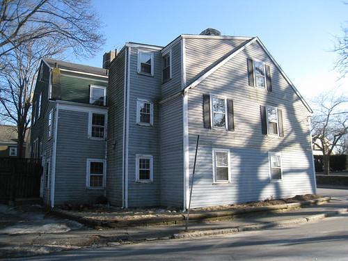 side of house   by katy elliott