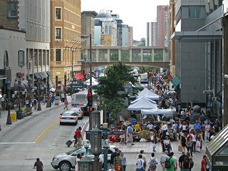 Nicollet Mall Farmers Market | by MSPdude