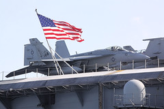 F18 Hornet - USS Theodore Roosevelt - April 2009 | by Airwolfhound
