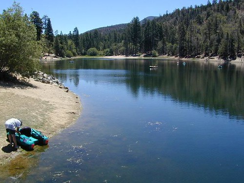 Jenks Lake, near Big Bear