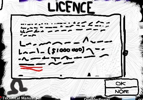 License2 | by bdu