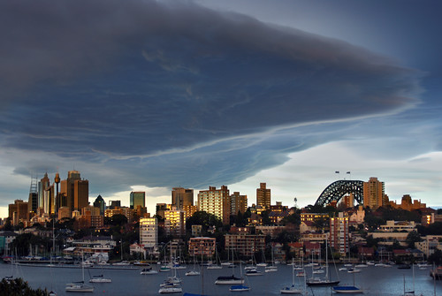 Gathering Storm 1 by Bruce Kerridge
