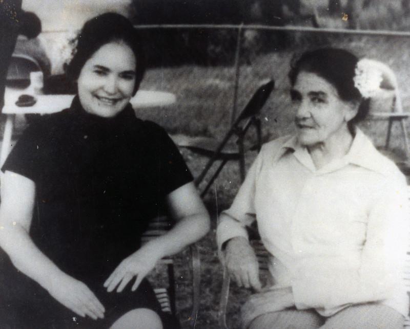 Lolita and Isabel in Alderson