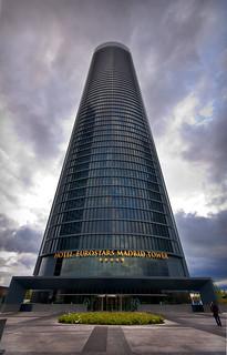 Torre Sacyr Vallehermoso