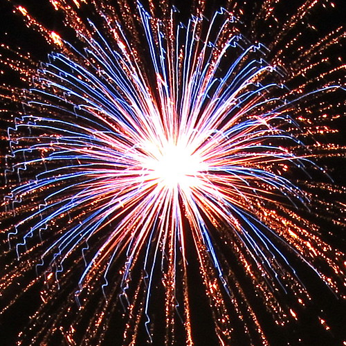 Baby, you're a firework | by kevin dooley