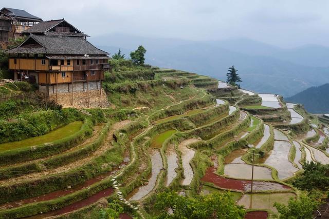 Dashun Miao village