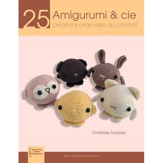 Amazon.com: Petites Filles Patron Crochet Amigurumi (French ... | 320x320