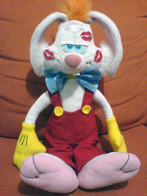 Honey Bunny 2 Recently I Got A Very Beaten Roger Rabbit Pl Flickr