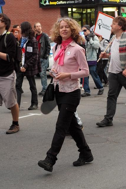 Manifestation anti-capitaliste - Photo 2
