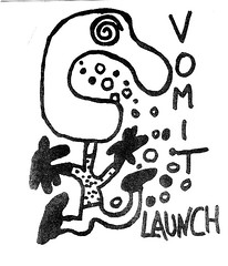 cartoon sticker | by vomitlaunchband