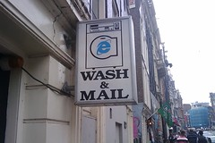 Wash and Mail | by Johan Nilsson