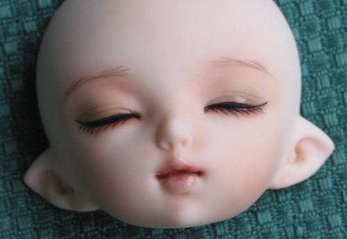 Fairyland Pukifee Shiwoo Sleeping Faceplate   by Robbin With 2 Bs