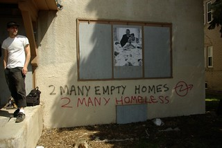 foreclosure, financial crisis and homelessness | by Ciscel