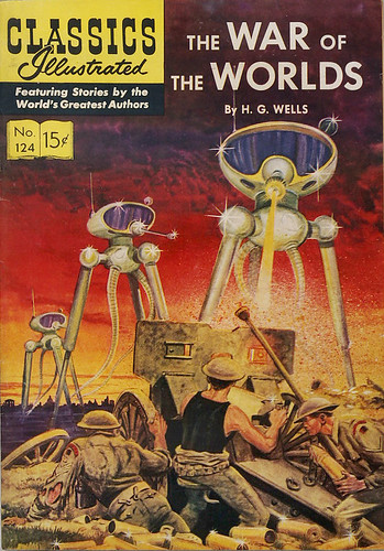 The War of the Worlds | by Marxchivist