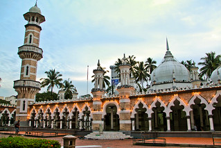 Masjid Jamek Mosque | by Sham Hardy
