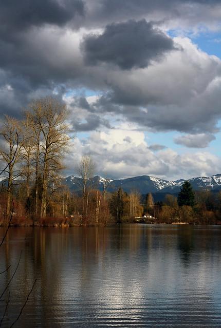 Mill Lake, Abbotsford, BC