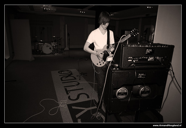 The Electric Jets@Legacy Studio