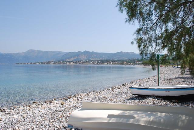 Alepochori beach